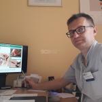 dr n.med. Jarosław Jaskulski, specjalista urolog, FEBU, kierownik Kliniki Urologii Świętokrzyskiego Centrum Onkologii