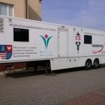 Zapraszamy na bezpłatne badania mammograficzne i cytologiczne do Mammobusa ŚCO