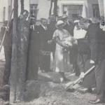 Reprodukcja fotografii W.Pikiela ze zbiorów Muzeum Marii Skłodowskiej – Curie Polskiego Towarzystwa Chemicznego