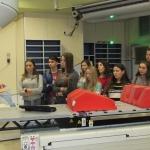 Licealiści z IV LO podglądali, jak się walczy z nowotworami