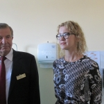 Konsultacyjny gabinet onkologiczny – filia Świętokrzyskiego Centrum Onkologii została otwarta 26 września w szpitalu w Staszowie