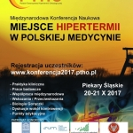 Plakat konferencyjny PTHO 2.
